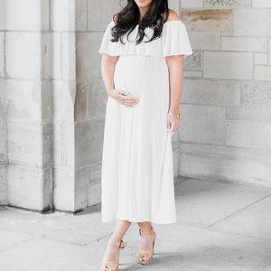 Ingrid + Isabel Maternity Dress